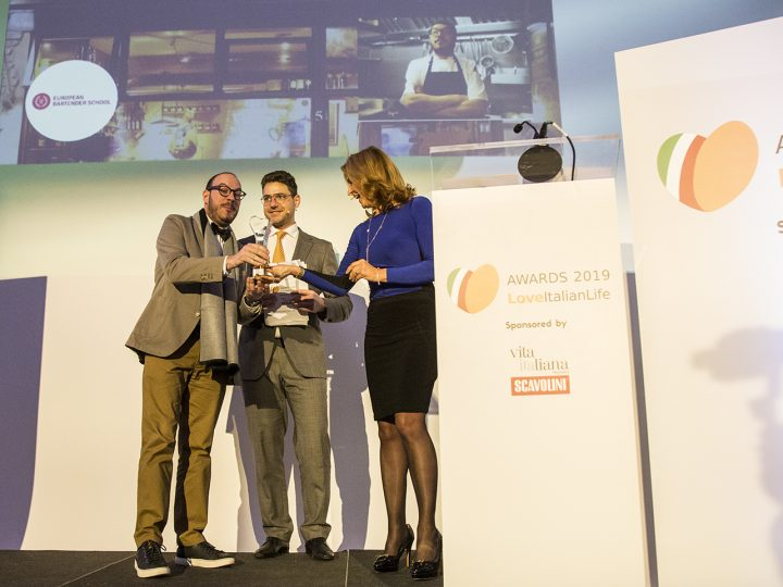 "ROSSODISERA wins ""The Best Contemporary Italian Cocktail 2019"""